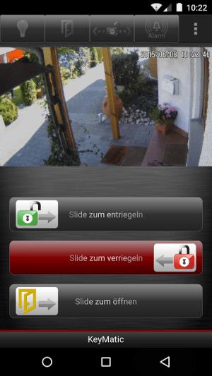 HomeKey 1.72 Screen 4