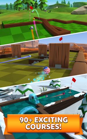 Golf Battle 1.9.0 Screen 10