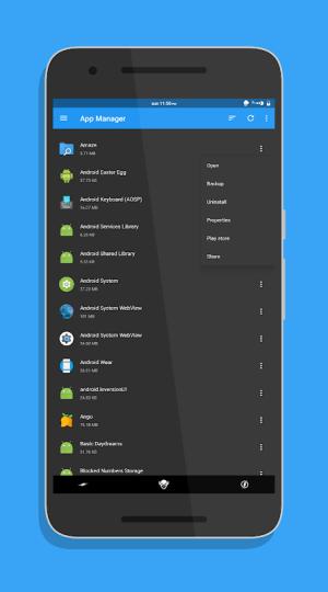 Amaze File Manager 3.5.0-Beta3 Screen 3
