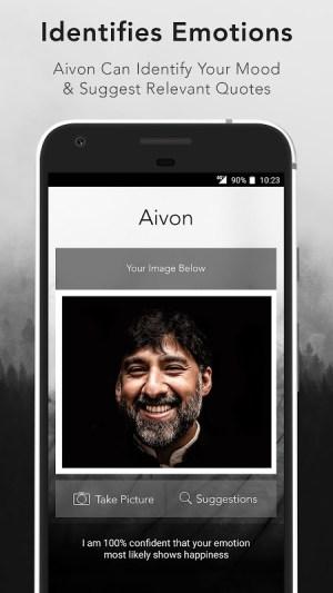 Aivon -  Artificial Intelligence Image Identifier 1.1 Screen 6