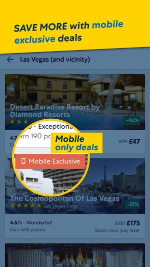 Expedia Hotels, Flights, Car Hires & Activities 20.27.0 Screen 10