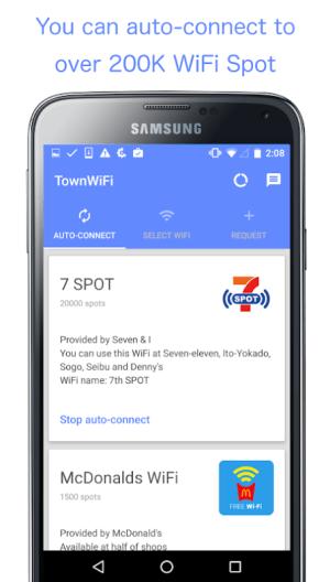 TownWiFi by GMO | WiFi Everywhere 5.5.0 Screen 2
