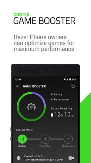 Razer Cortex 4.0.106 Screen 1