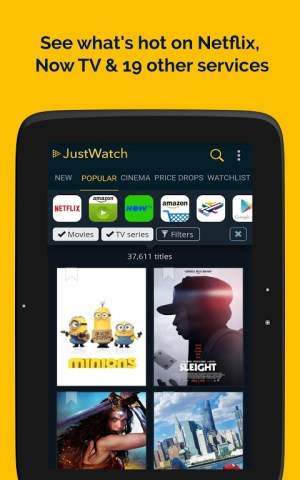 JustWatch - Search Engine for Streaming and Cinema 2.5.13 Screen 11