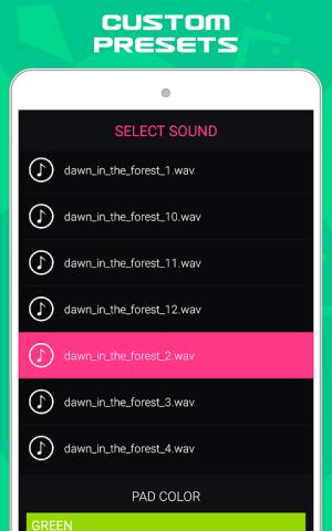 Dubstep Drum Pads Guru 1.10 Screen 9