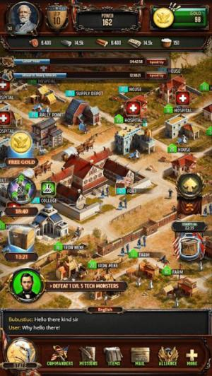 Android War and Peace: The #1 Civil War Strategy Game Screen 7