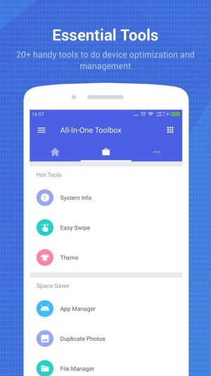 All-In-One Toolbox Pro Key 2.1 Screen 1