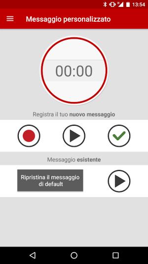 Iliad Visual Voicemail 3.1.8 Screen 1