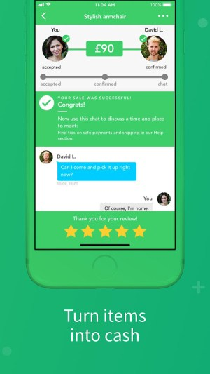 Shpock - Local Marketplace. Buy, Sell & Make Deals 7.4.1 Screen 10
