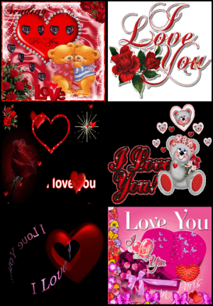 Love You Gif Images 1.6 Screen 3