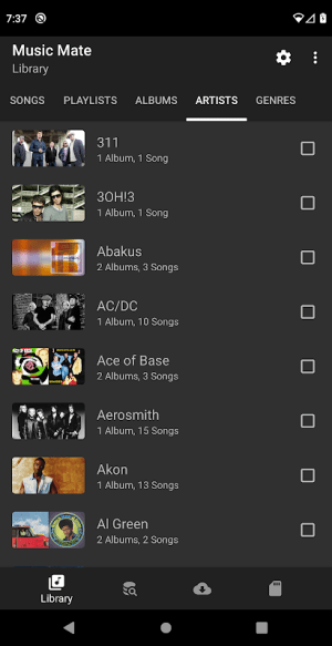 Music Mate 2.1.47 Screen 18