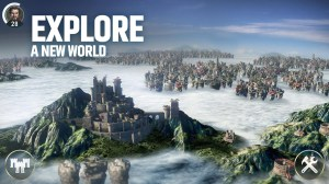 Dawn of Titans - Epic War Strategy Game 1.33.1 Screen 1