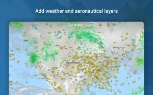 Flightradar24 Flight Tracker 8.7.3 Screen 3