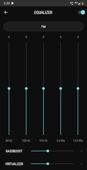 PowerAudio Pro Music Player 9.1.5 Screen 3