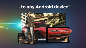 Android Remotr Game Streaming Screen 1