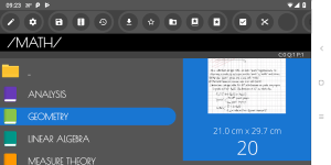 Ink&Paper Handwrite PDF Notes Trial 5.3.5 Screen 12