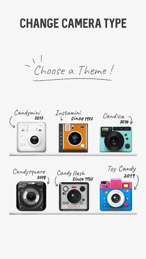 InstaMini - Instant Cam, Retro Cam 1.5.1 Screen 4