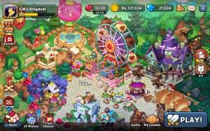 Cookie Run: Kingdom - Kingdom Builder & Battle RPG 2.1.102 Screen 1