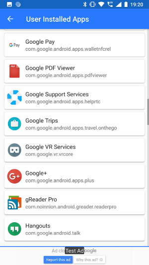 Test Your Android Cheungfan 730 Screen 7