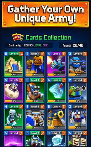Android Royale Clans – Clash of Wars Screen 11