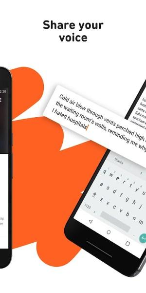 Wattpad - Read & Write Stories 9.29.0 Screen 3