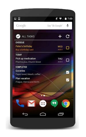 Chronus: Home & Lock Widgets 5.8 Screen 27