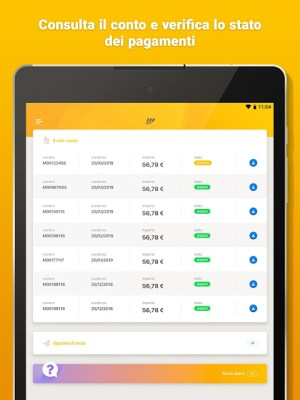 MyFastweb 4.4.18 Screen 3