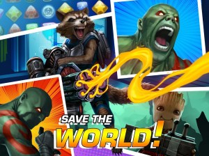 MARVEL Puzzle Quest: Join the Super Hero Battle! 196.517093 Screen 1