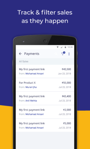 Instamojo - #1 Business App for MSMEs in India 4.8.0 Screen 4