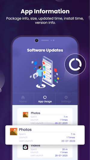 Update Software Fast Update for All Android 1.4 Screen 1