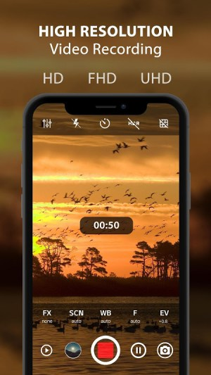 ProCam X ( HD Camera Pro ) 1.16 Screen 1