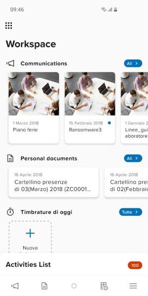 ZConnect App 9.8.1.14500 Screen 3
