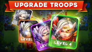 King Rivals: PvP RTS war clash strategy game 1.0.94 Screen 6