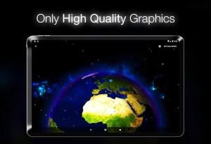 🌍 Earth Live Wallpaper 🌍 1.37 Screen 4
