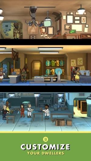 Fallout Shelter 1.13.23 Screen 4