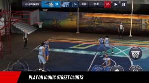 Android NBA LIVE Mobile Basketball Screen 3