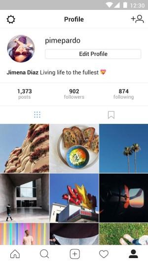 Instagram Lite 67.0.0.0.51 Screen 2