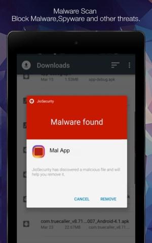 JioSecurity: Malware Scan, Antivirus, App Lock 4.8.2.4566 Screen 11