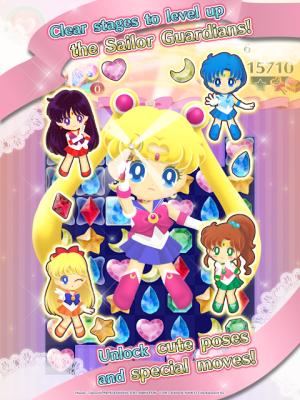 Sailor Moon Drops 1.29.0 Screen 8