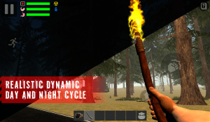 The Survivor: Rusty Forest 1.2.5 Screen 3