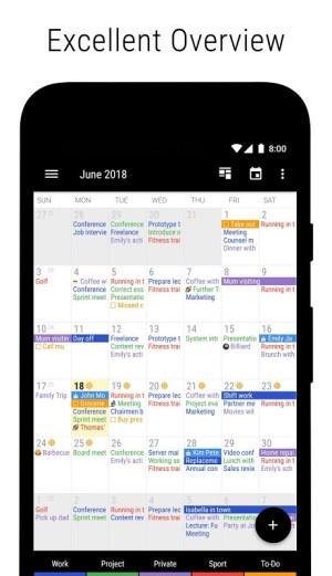Business Calendar 2 Pro・Agenda, Planner, Organiser 2.37.4 Screen 18
