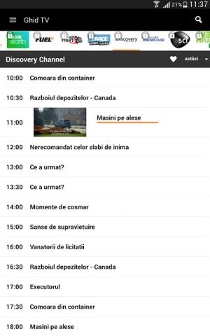 Orange TV Go 8.1.1 Screen 10