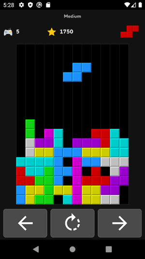Android Brick Game Screen 15