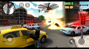Android Clash of Crime Mad San Andreas Screen 2