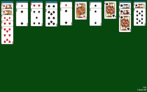 Spider Solitaire 1.05 Screen 2