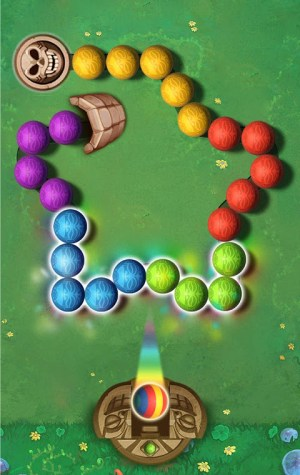 Puzzles- ball shooting game 80.0 Screen 12