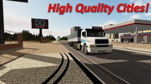 Heavy Truck Simulator 1.62 Screen 3