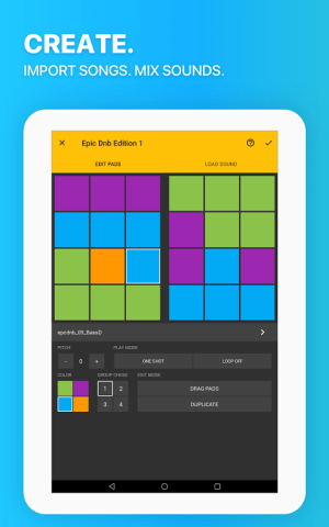 Drum Pads 24 - Beats and Music 3.0.2 Screen 7