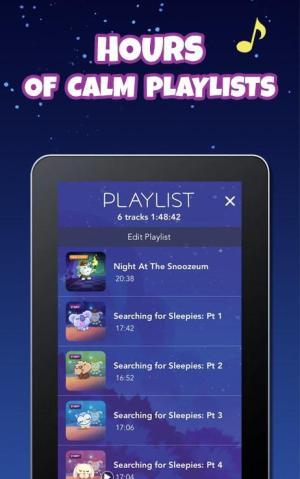 Moshi Twilight Sleep Stories: Calm Bedtime Aid 2.8.0 Screen 6