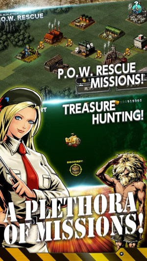 METAL SLUG ATTACK 4.5.1 Screen 2